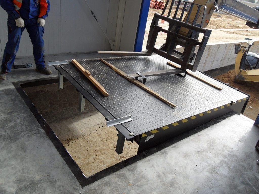 montaz rampy pit 30 1024x768 - Nestle Kalisz