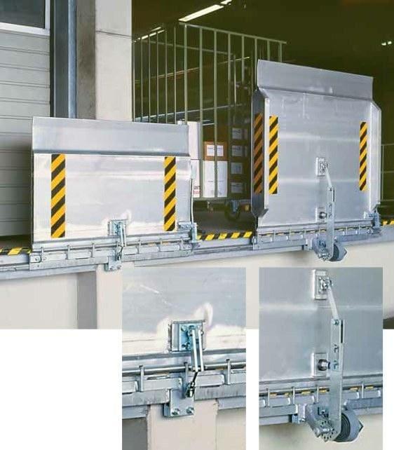 Mostki stalowe spreżynowe VDL